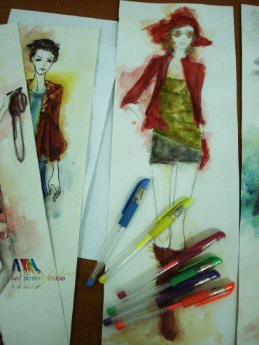 fashion design pentru incepatori